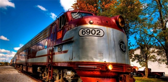 Fall Foliage Train Excursion