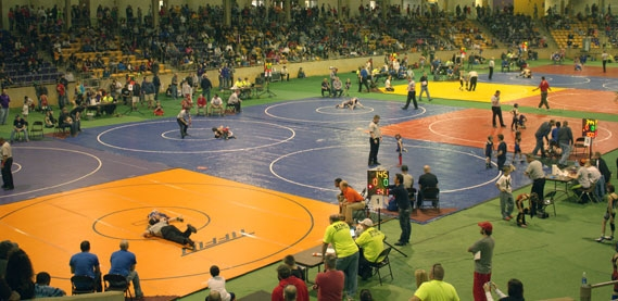 AAU Youth Wrestling
