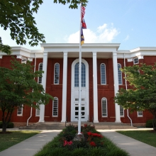 Cookeville Square Courthouse