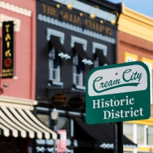 Cream City Historic District
